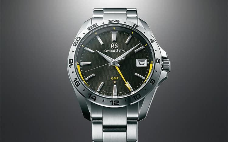 שעון גרנד סייקו GMT
