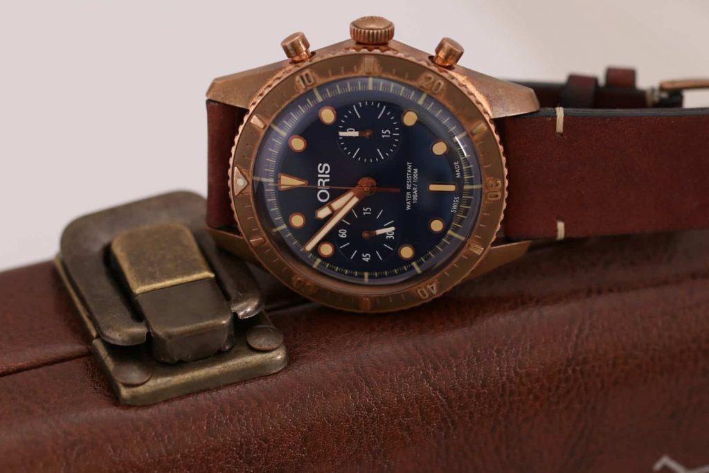 שעון אוריס קארל בראשיר מהדורה מוגבלת