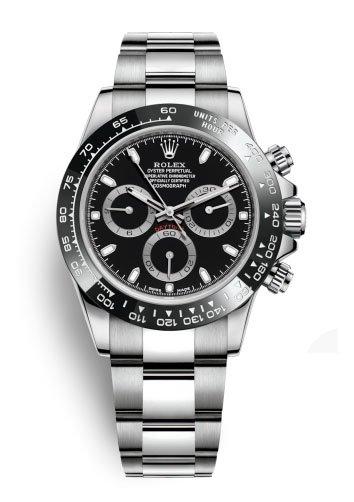 שעון רולקס קוסמוגרף דייטונה דגם 116500LN