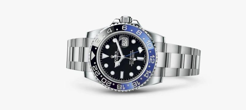 רולקס GMT-Master II דגם 116710BLNR
