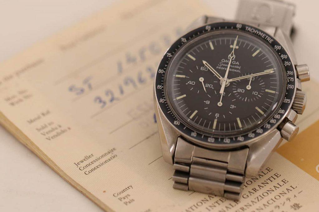 שעון אומגה ספידמאסטר וינטאג' - 145.022