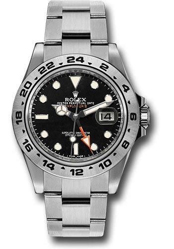 שעון רולקס אקספלורר. מקור - רולקס.