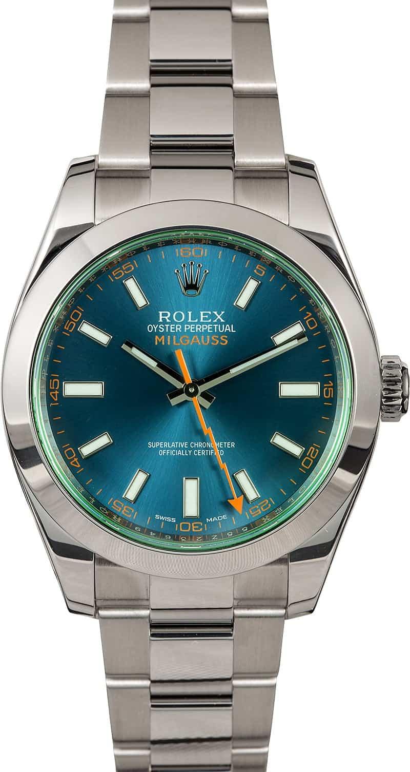 רולקס, רולקס מילגאוס, מילגאוס, רפרנס 116400GV, רולקס 116400GV, 116400GV