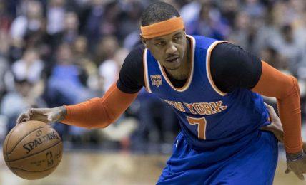 כרמלו אנתוני כוכב ה-NBA