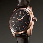 שעון גרנד סייקו ספרינג דרייב עם מנגנון צבירת אנרגיה של 8 ימים