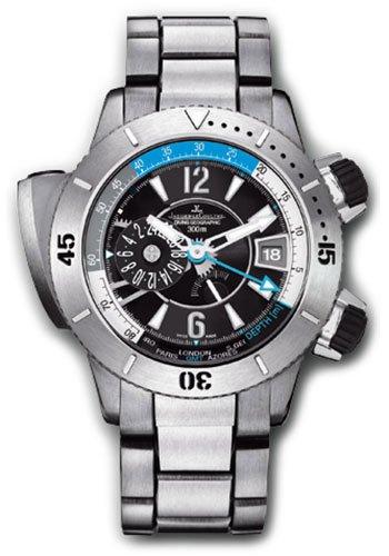 שעון ייגר לקולטרה Master Extreme Diving Pro Geographic