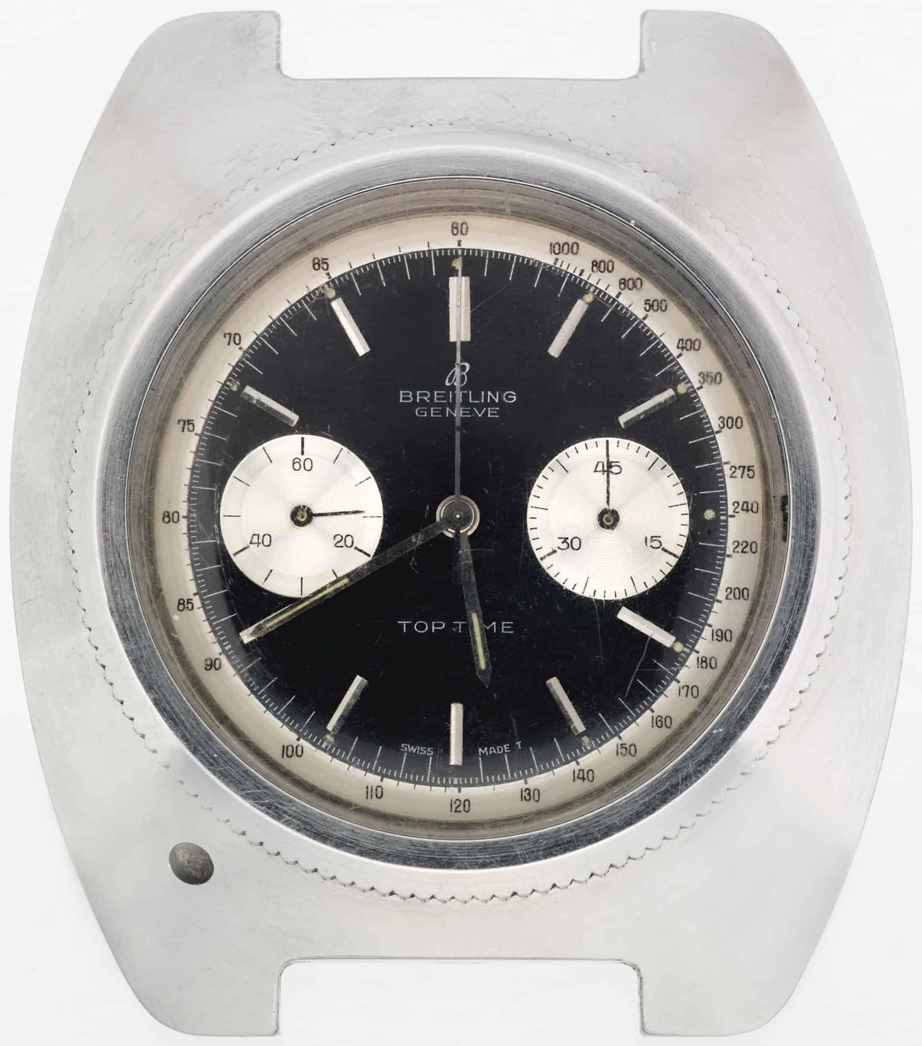 שעון הברייטלינג טופ-טיים של ג'יימס בונד