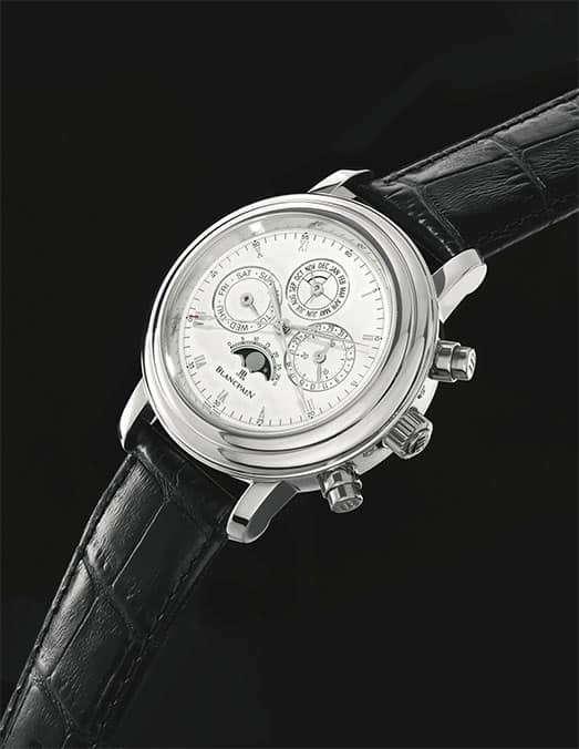 שעון בלאנקפיין 1735