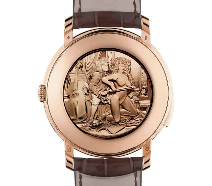 שעון בלנקפיין מסדרת Materie De Arts