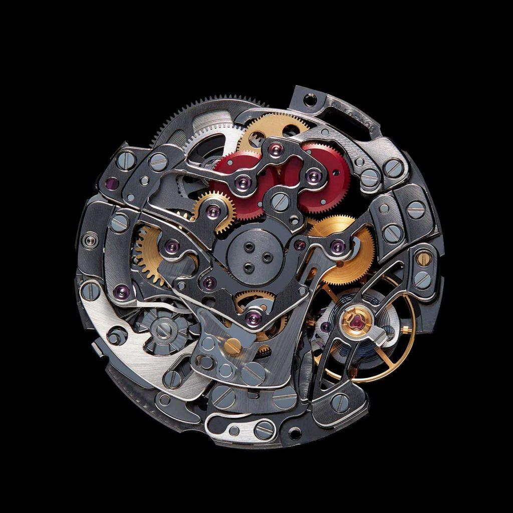 מנגנון הרולקס 4130 של שעון הרולקס דייטונה חואן פבלו מונטיה