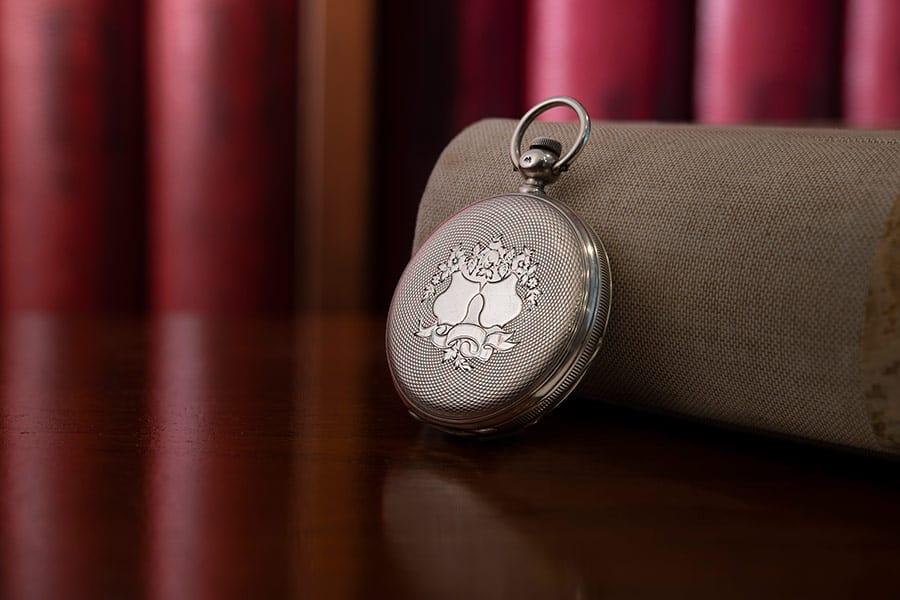 לונג'ין 183 השעון העתיק ביותר