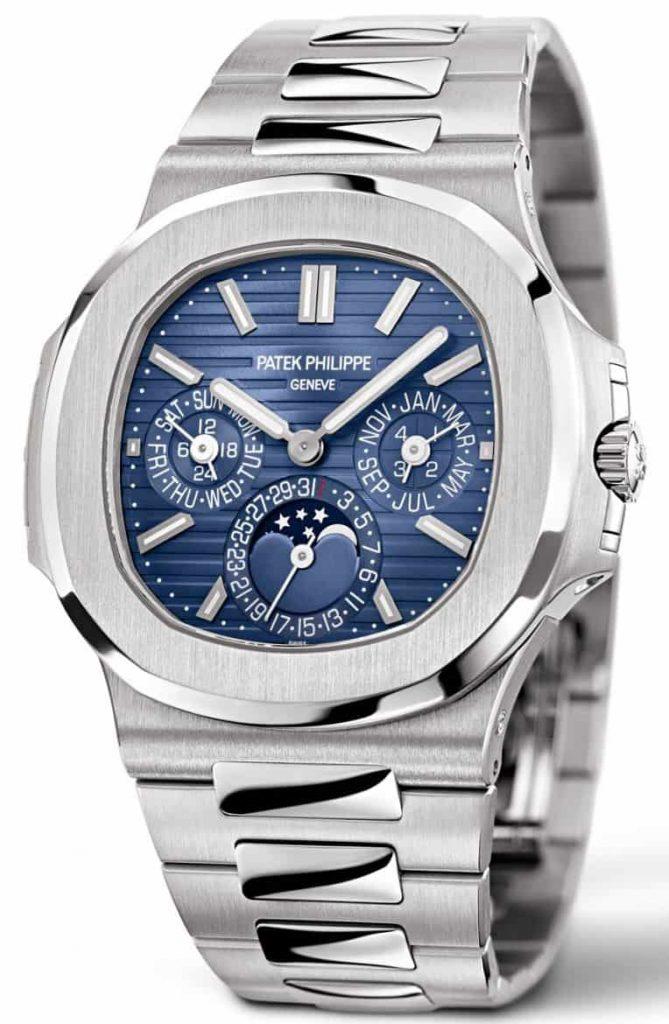 פטק פיליפ רפרנס 5740G שהוצג בבאזלוורלד 2018 (מקור: monochrome watches)