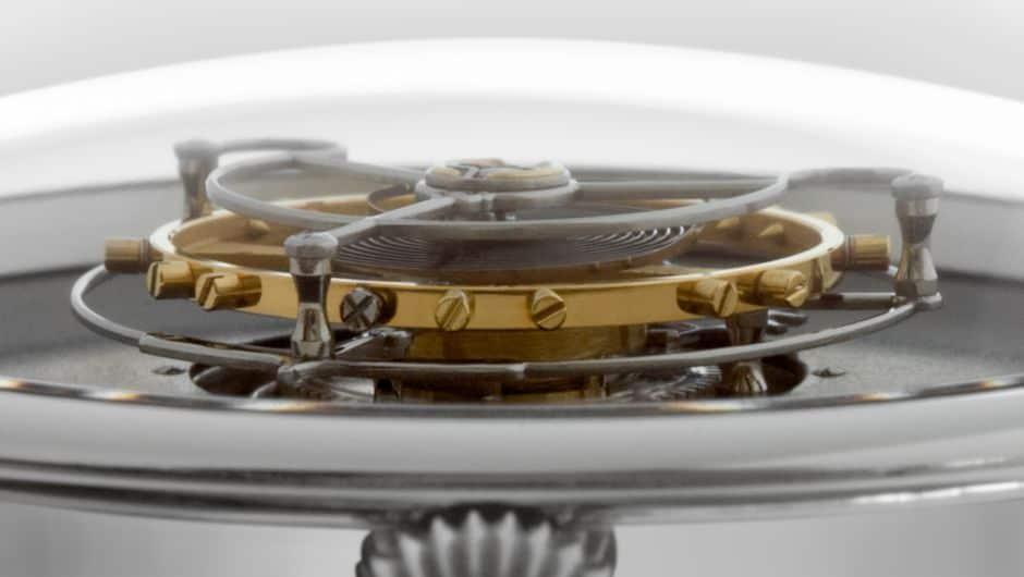 מגנון טורביון בשעון