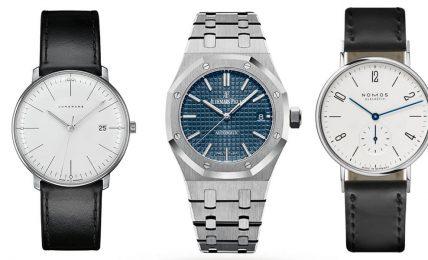 שעונים שנשים אוהבות (ואחד שלא ...)