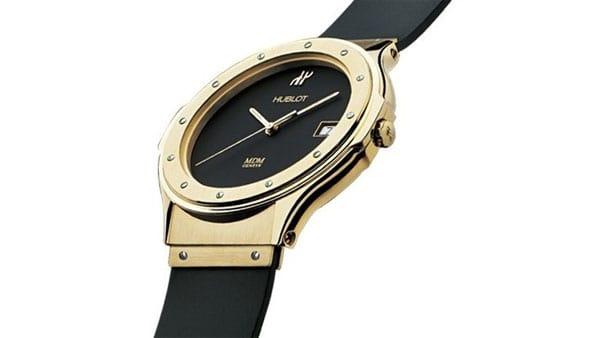 שעון הובלו ביג באנג. השעון האיקוני ביותר של הובלו. מקור - הובלו.