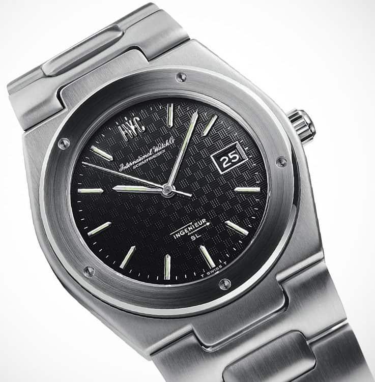 IWC אינג'יניואר ג'מבו SL משנת 1976 (מקור: Monochrome watches)