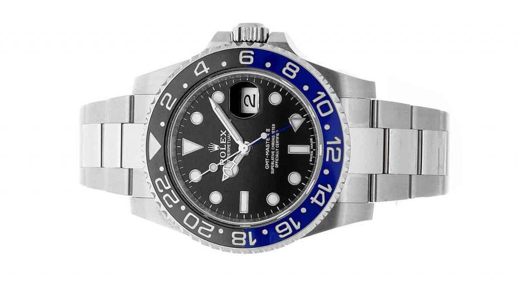 רולקס GMT MASTER II 116710BLNR
