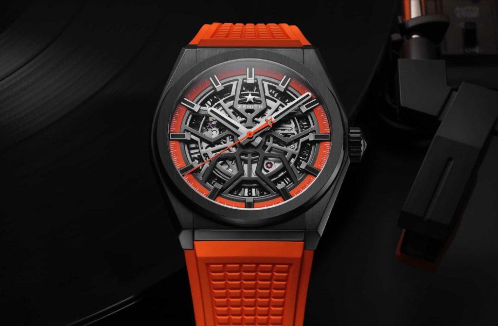 זניט דפיי קלאסיק סוויס ביטז. מקור - Professional Watches.