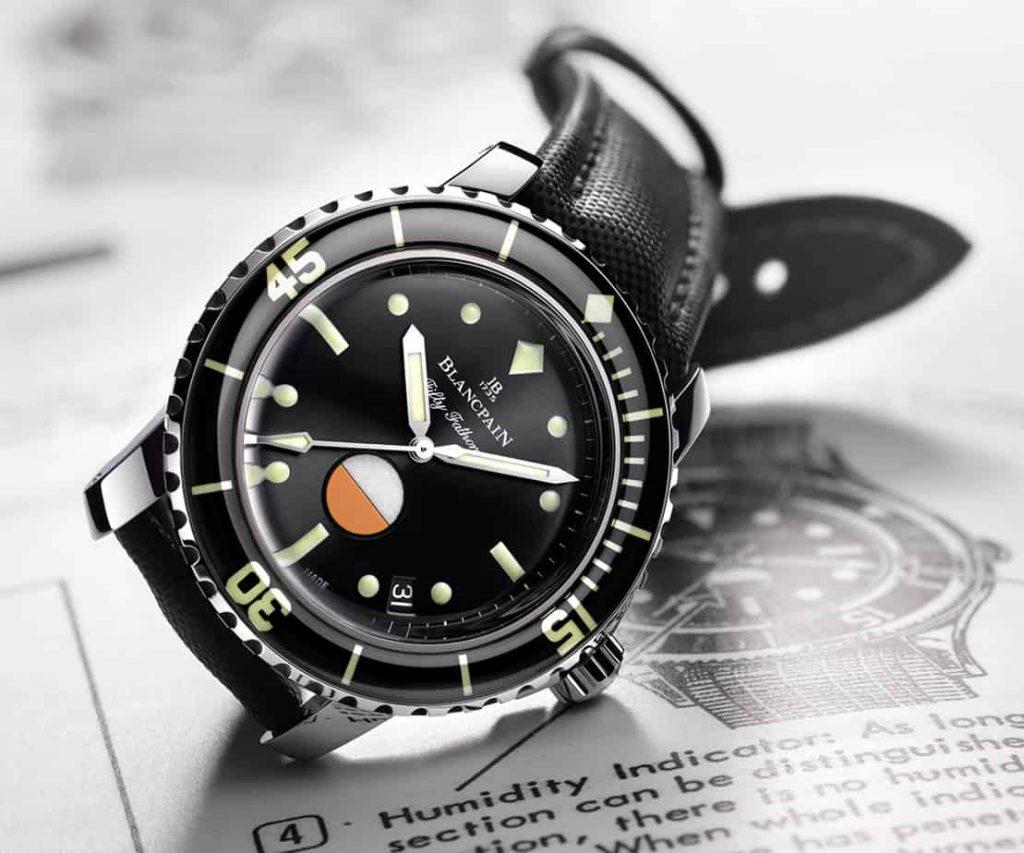 בלנקפיין פיפטי-פאטמוס, אחד השעונים האייקונים ביותר בעולם
