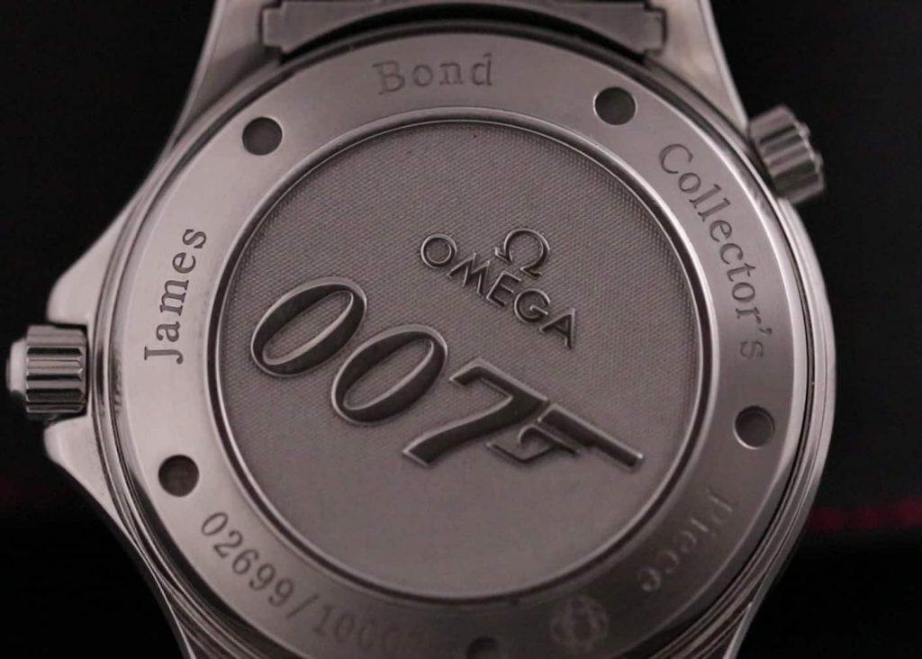 omega seamaster james bond 007 limited edition