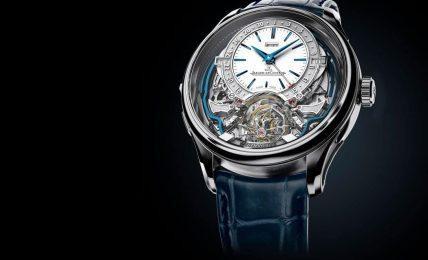 שעון ה- Master Grande Tradition Gyrotourbillon Westminster Perpétuel של ייגר לה-קולטרה. מקור - ייגר לה-קולטרה.