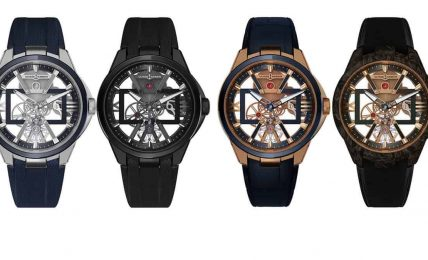 Ulysse nardin skeleton X Series