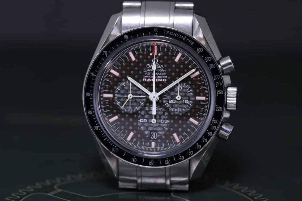 omega speedmaster racing limited edition