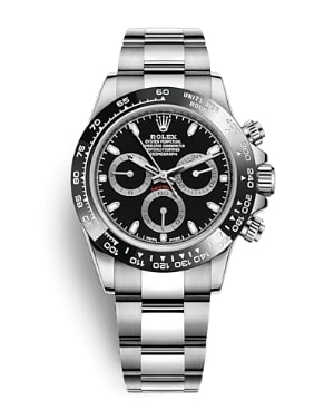 rolex daytona 116500-0002 black