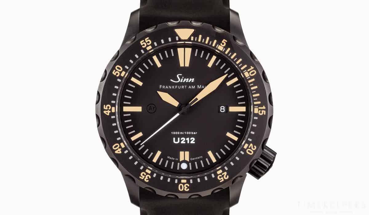 sinn U212SE Diver