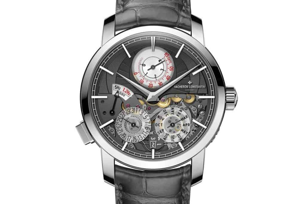 vacheron constantin traditionnelle twin beat perpetual front