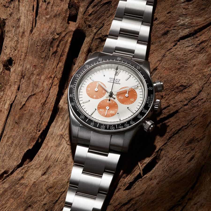 שעון ה-Tribute To 6240 Tropical של Artisans De Geneve.