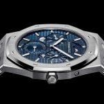 שעון אודמר פיגה רויאל אוק Extra Thin. מקור - Monochrome Watches.