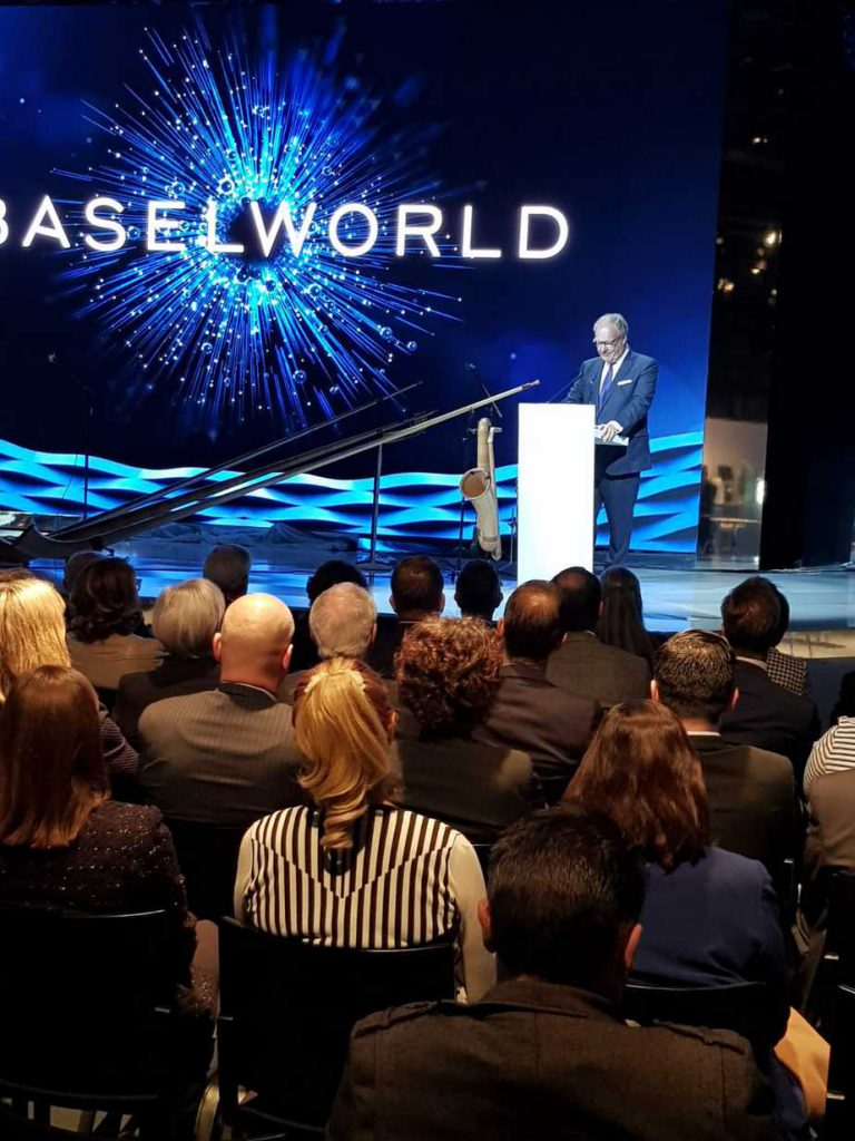 Baselworld President