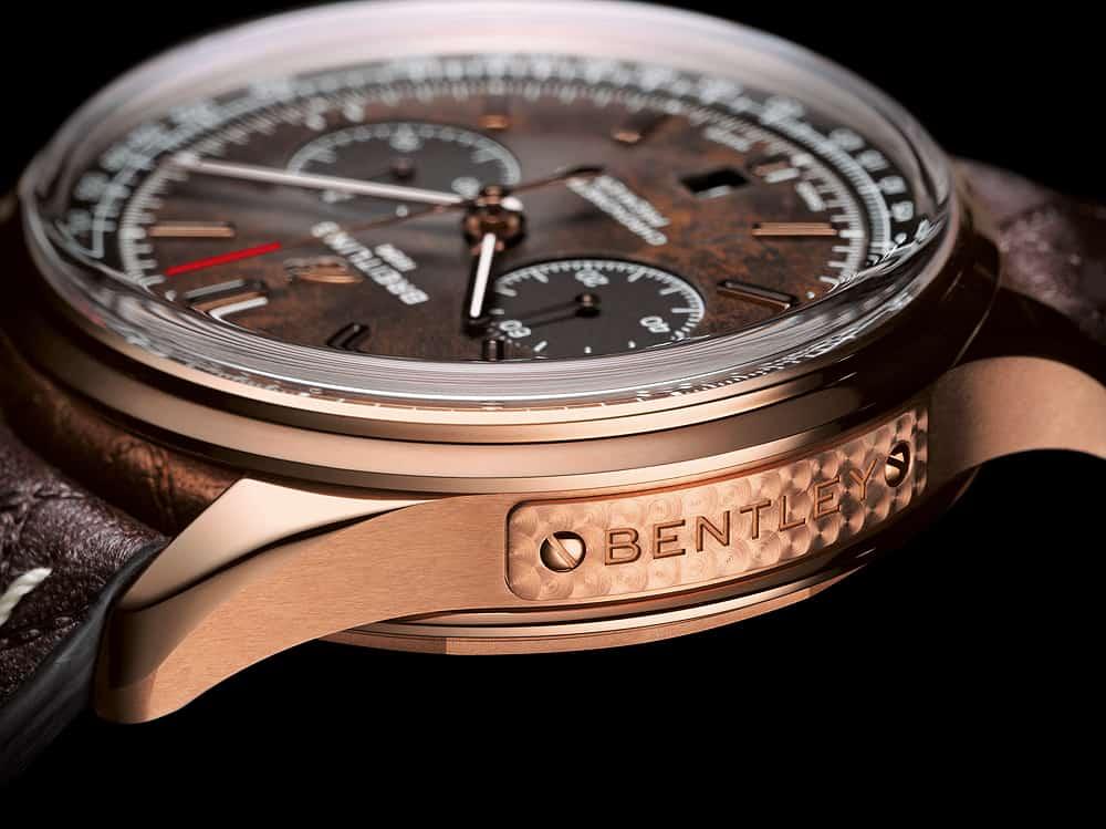 שעון הברייטלינג בנטלי פרימייר מהדורת המאה. מקור - Watchtime.