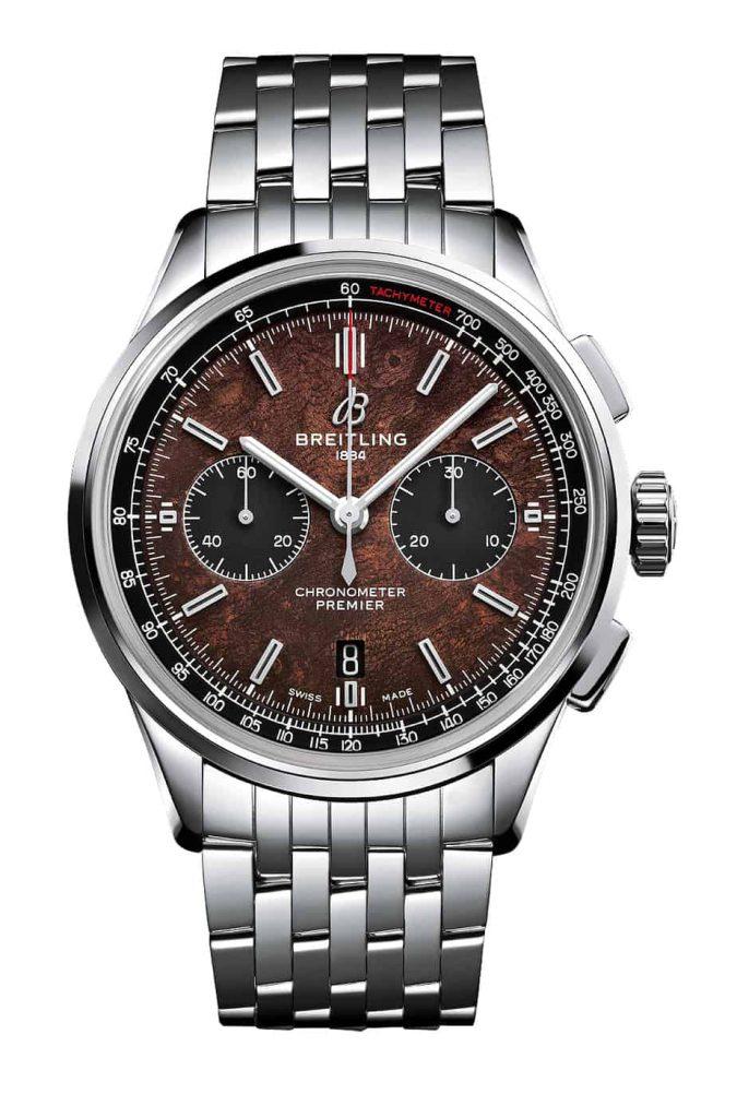 שעון הברייטלינג בנטלי פרימייר מהדורת המאה בגרסת המתכת. מקור - Watchtime.