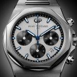 שעון Girard-Perregaux Laureato Chronograph פנדה. מקור- GP.