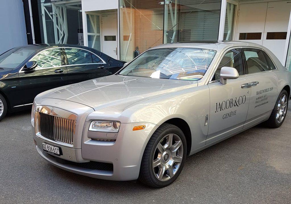 Jacob & Co. Rolls Royce