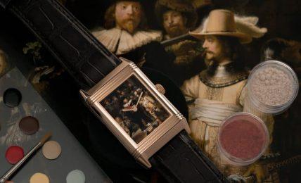 שעון הייגר לה-קולטרה רברסו רמברנדט. מקור - WATCHUSEEK.