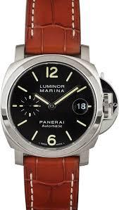 פנריי PAM048. שעון היד של בנימין נתניהו. מקור - פנריי.