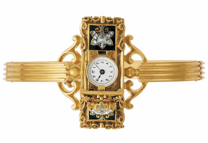 שעון היד הראשון בעולם של פטק פיליפ. מקור - פטק פיליפ.