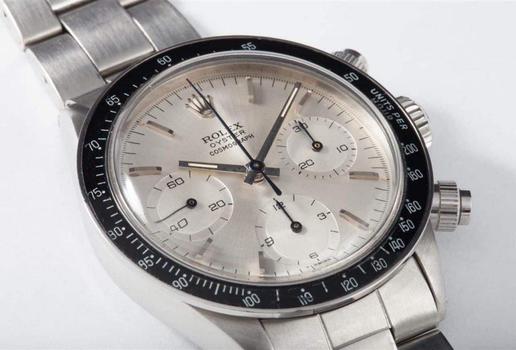 שעון רולקס ALBINO. מקור - פורבס.