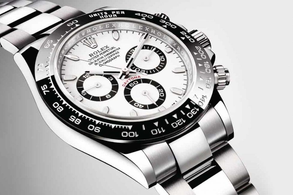 שעון רולקס קוסמוגרף דייטונה. מקור - רולקס.