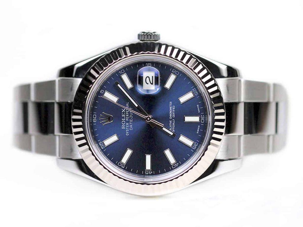 שעון רולקס דייטג'אסט II. מקור - רולקס.