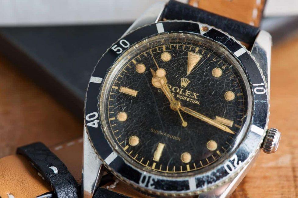 רולקס סבמרינר 6204. מקור - Monochrome Watches.