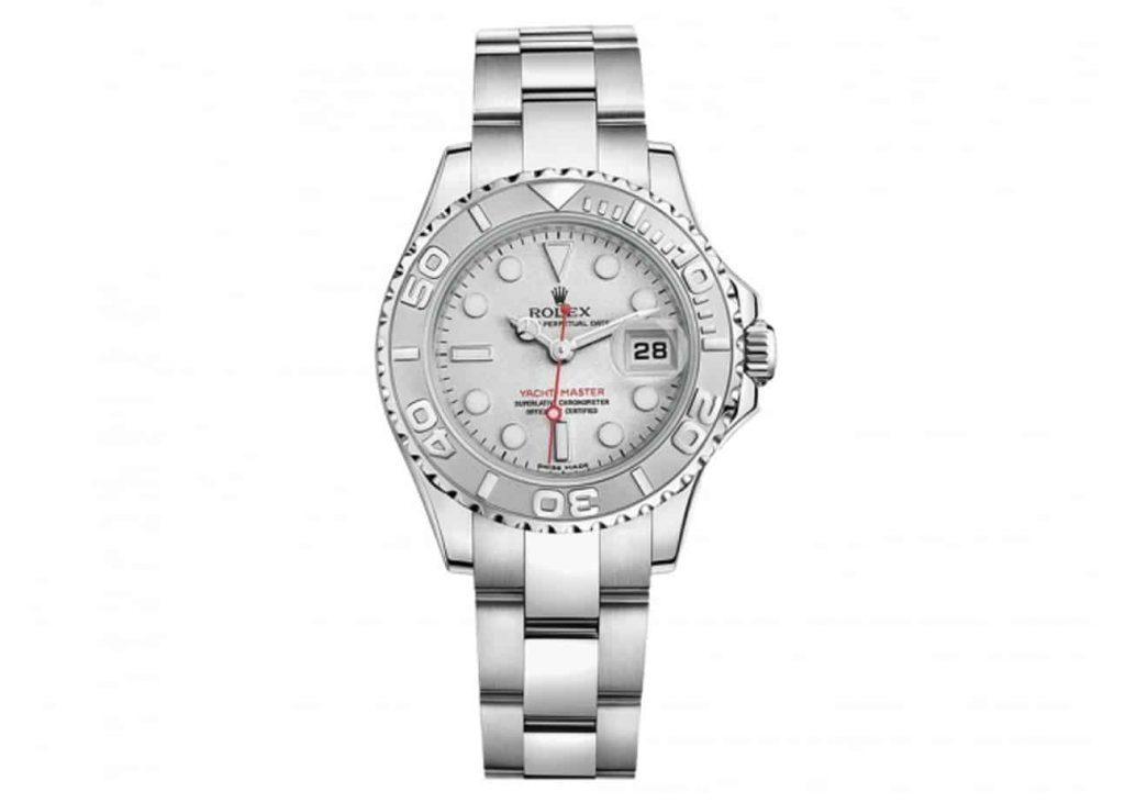 שעון רולקס יאכט-מאסטר 169622. מקור - רולקס.