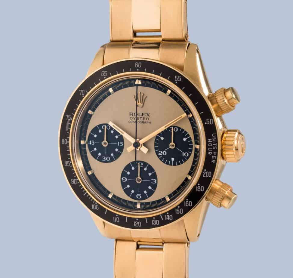 שעון רולקס רפרנס 6263 The Legend. מקור - Bob's Watches.