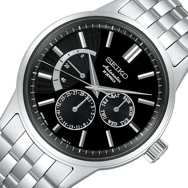 """סייקו SARC013. שעון היד של ר""""מ יפן. מקור - סייקו."""