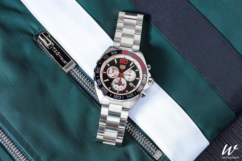 שעון ה-TAG Heuer Formula 1 INDY 500 Special Edition. מקור - WATCHONISTA.