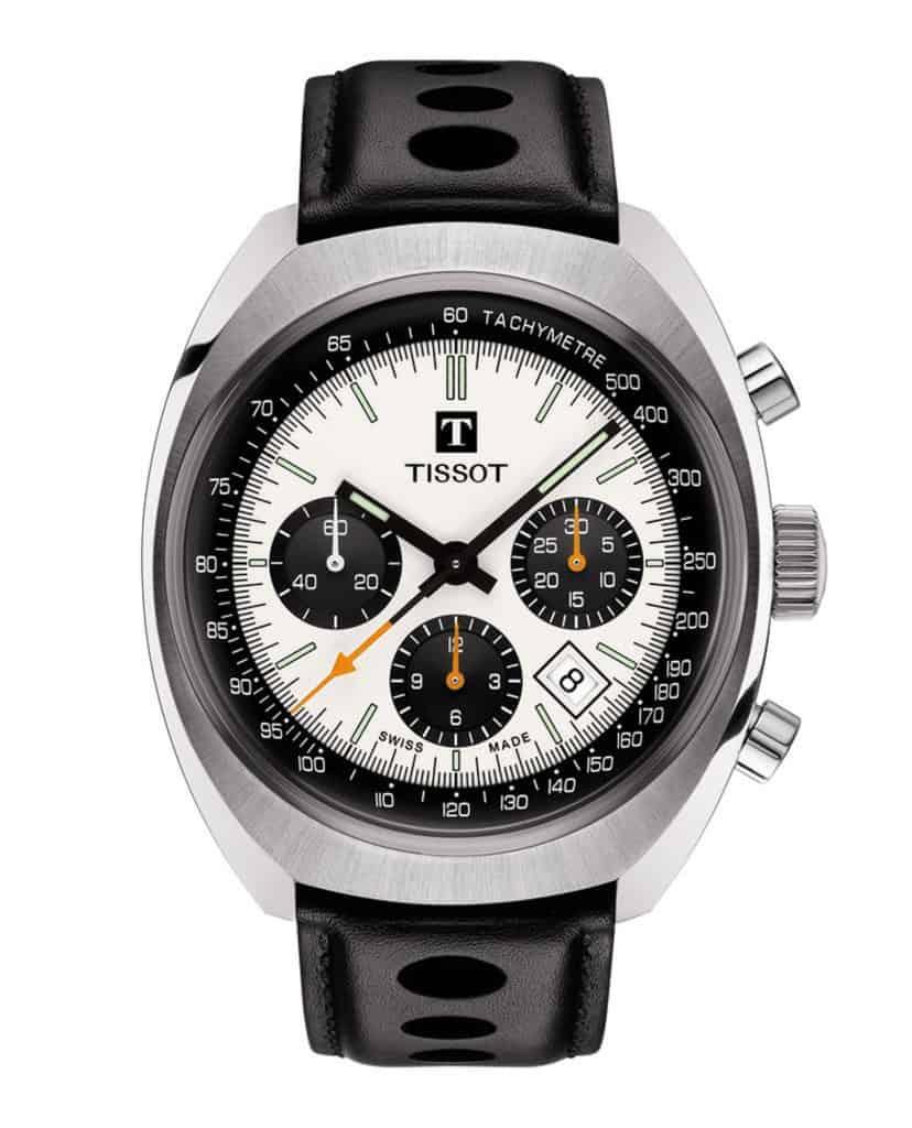 שעון הטיסו הריטאג' 1973 במהדורה מוגבלת. מקור - FRATELLO WATCHES.