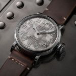 שעון זניט פיילוט Type 20 Extra Special מכסף 925. מקור - זניט.
